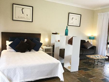 The CROFT bedrooms